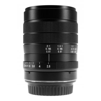 Objektív Laowa 60mm f / 2.8 Macro 2:1 pre Pentax K