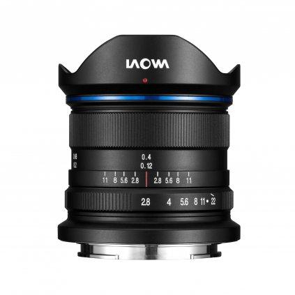 Objektív Laowa C & D-Dreamer 9mm f / 2.8 Zero-D pre Micro 4/3