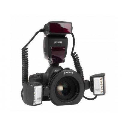 Externý blesk pre makrofotografiu Yongnuo YN24EX pre Canon