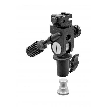 Variabilný držiak príslušenstva s guľovým kĺbom a rukoväťou BRESSER JM-13