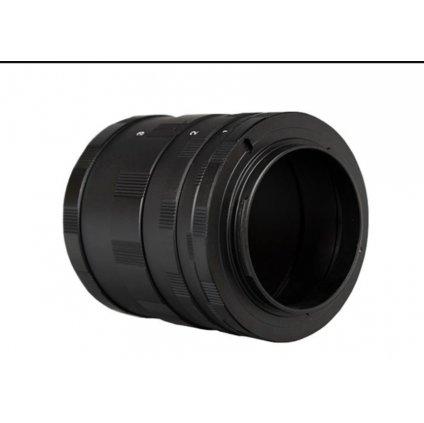 Medzikrúžky makro PENTAX 7 / 14 / 28 mm