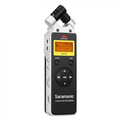 Digitálny audio rekordér Saramonic SR-Q2