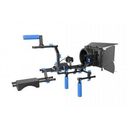 RIG Profi-II - ramenný statív pre fotoaparáty DSLR Bresser MS-8770
