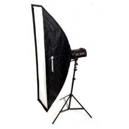 Dáždnikový softbox 40 x 200 cm BRESSER SS-10