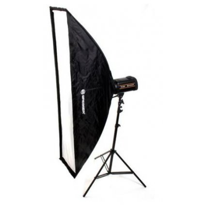 Dáždnikový softbox 35 x 160 cm BRESSER SS-10