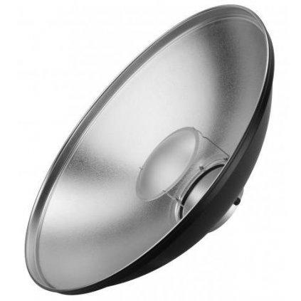 Reflektor Beauty Dish 56 cm Elinchrom BRESSER M-17E