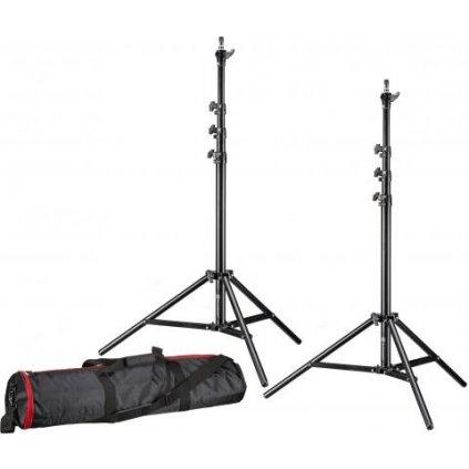 Sada 2 kompaktných statívov pre osvetlenie 240 cm PRO-1 BRESSER BR-TP240 + taška