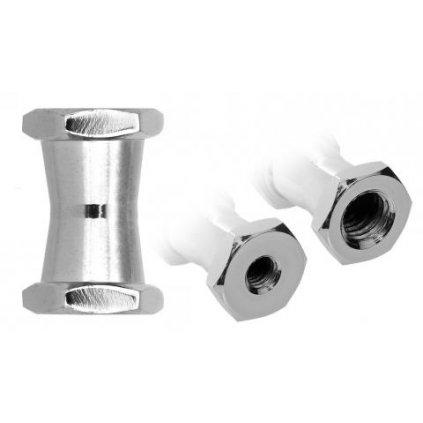 Hexa spigot adaptér 25 mm BRESSER JM-50