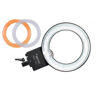 Kruhové svetlo NG-65C 65W + 2 difúzory