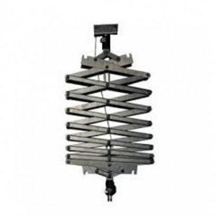 Pantograf pre stropný koľajnicový systém BRESSER