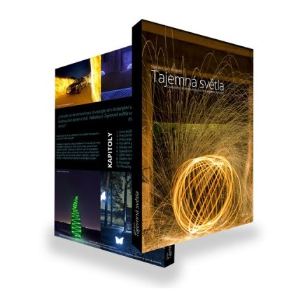 Tajomné svetlá (výukové DVD)