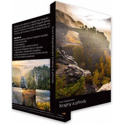 Fotografovanie krajiny a prírody (výukové DVD)