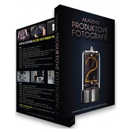 Akadémia produktovej fotografie 2 (výukové DVD)