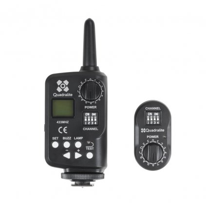 Navigator set Quadralite - rádiový odpaľovač