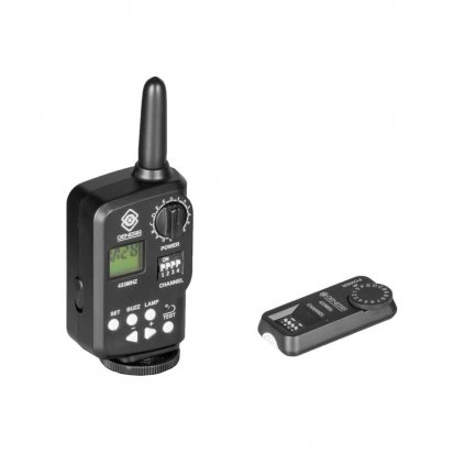Stroboss Navigator Genesis (rádiový odpaľovač) pre zariadenia Stroboss 58C a 58N