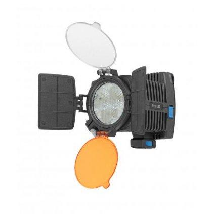 LED video osvetlenie 3 x 4 W BRESSER S-3