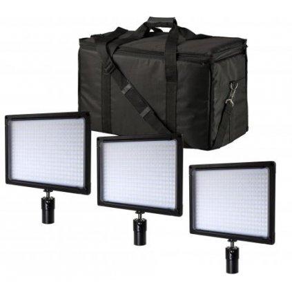 Panelové LED osvetlenie BESSER SH-360 - sada 3 ks