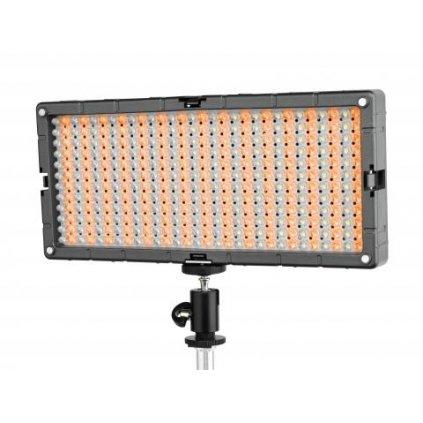 Dvojfarebné panelové LED osvetlenie (slimline) 26.9 W / 1 400 LUX BRESSER SL-448A