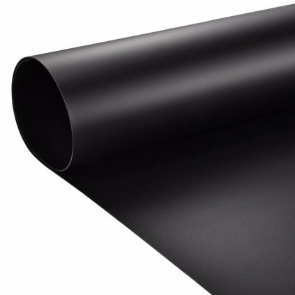 Profesionálne PVC fotopozadie 100x200cm - čierne