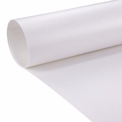 Profesionálne PVC fotopozadie 100x200cm - biele