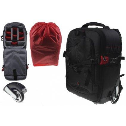 Fotografický batoh s kolieskami