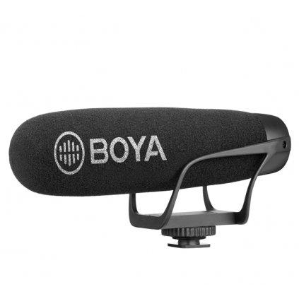 Smerový kondenzátorový mikrofón BOYA BY-BM2021