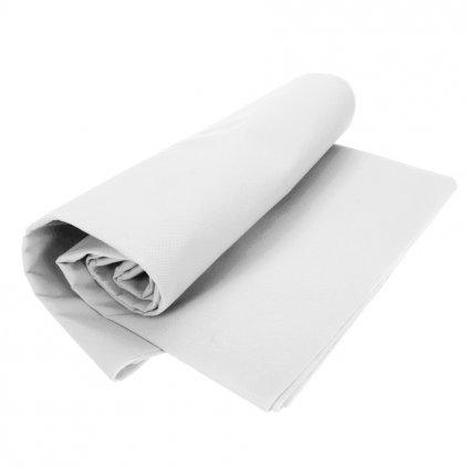 Textílne fotografické pozadie 3x3m, biele