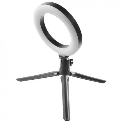 Kruhové LED svetlo 20W na USB, stmievačring light led usb dimmable rl6 (2)