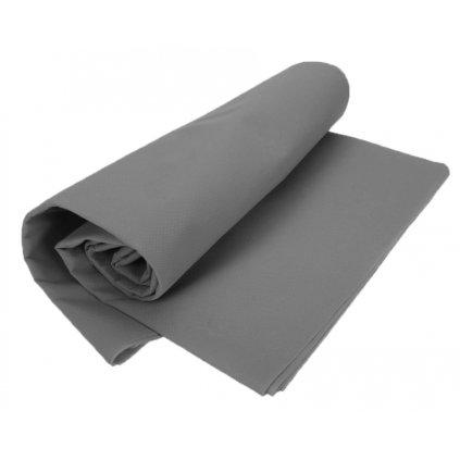 Textílne fotografické pozadie 3x3m, sivé