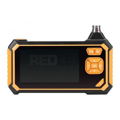 Endoskop z monitorem Redleaf RDE 1005MR sztywny kabel 5 m 01 HD