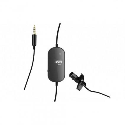 mikrofon krawatowy newell s6m mini jack trrs