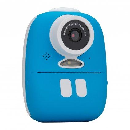 Redleaf BOB - Fotoaparát s tlačiarňou - modrý