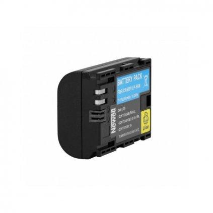 Newell LP E6N batéria pre 2200mAh pre fotoaparáty CANON EOS 80D, 7D MARK II.