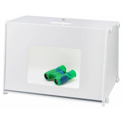 Svetelný box + daylight svetlá 40x30x29cm BRESSER BR-PH40