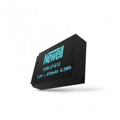 Batéria Newell LP E12 875mAh pre fotoaparáty Canon