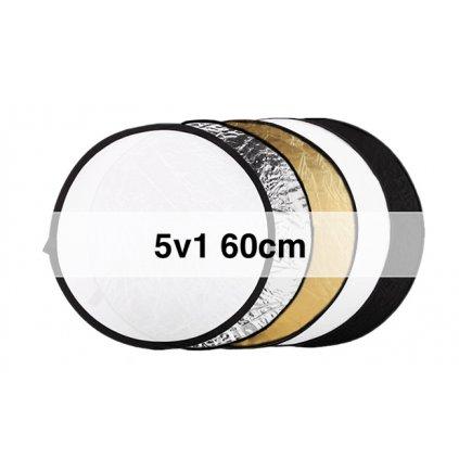 Odrazová doska sklápacia 5v1 60cm