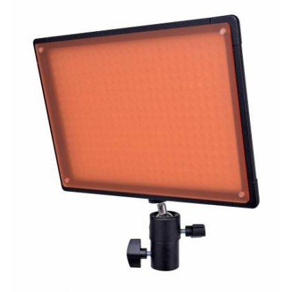 Fotografické LED osvetlenie Slimline 21,6W / 2500LUX BRESSER SH-360