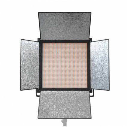 Fotografické povrchové LED svetlo Bi-Color 37,5W/5.600LUX BRESSER LS-600A