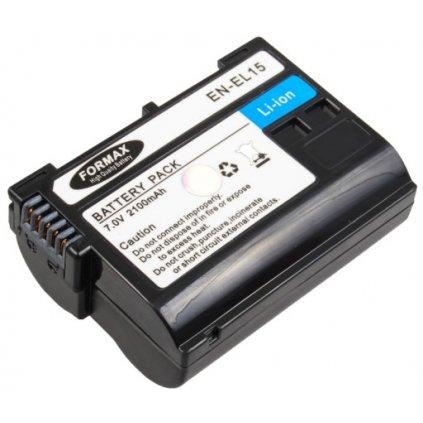 Batéria EN-EL15 2100 mAh pre fotoaparáty Nikon D750, D800, V1