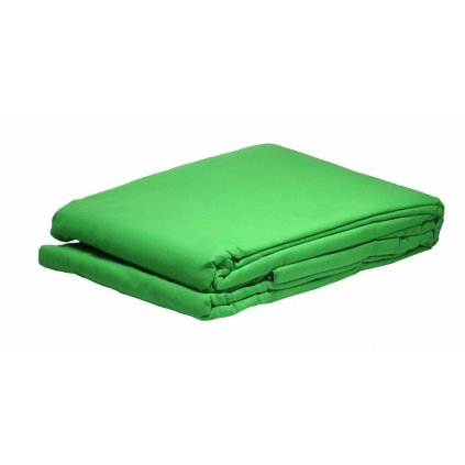 Textílne fotografické pozadie 3x4m, chromakey zelená Bresser
