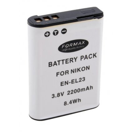 Batéria EN-EL23 pre fotoaparáty Nikon