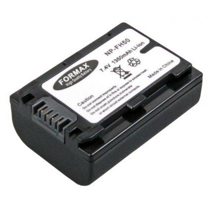 Batéria NP-FH50 pre fotoaparáty Sony