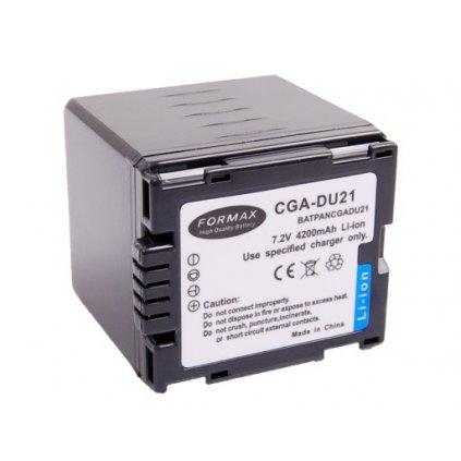 Batéria CGA-DU21 pre fotoaparáty Panasonic