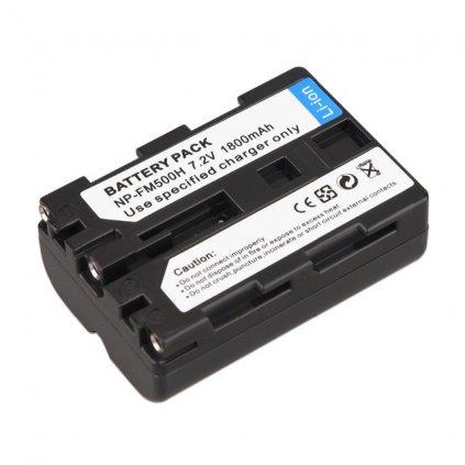 Batéria NP-FM500H pre fotoaparáty Sony