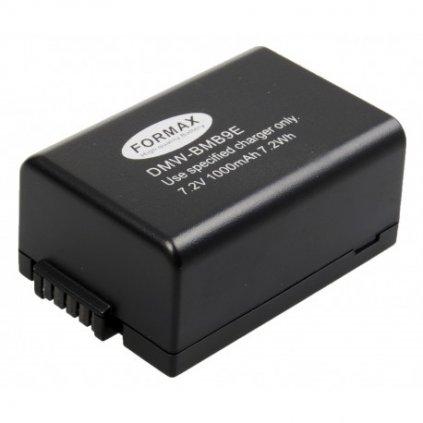 Batéria DMW-BMB9 s kapacitou 1000 mAh  pre fotoaparáty Panasonic Lumix: DMC-FZ40, DMC-FZ45