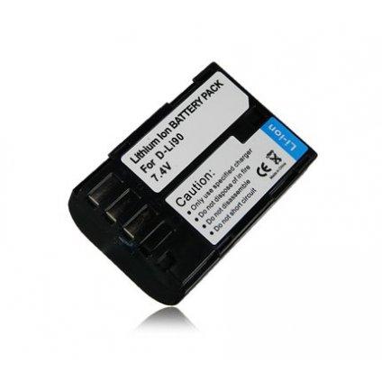 Batéria D-Li90 pre fotoaparáty Pentax