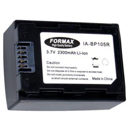 Batéria IA-BP105R s kapacitou 2300 mAh pre fotoaparáty Samsung F40, F43, F44, F50