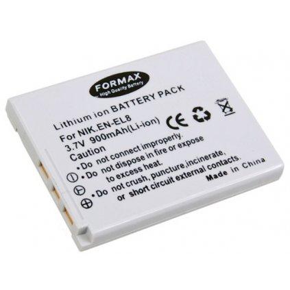 Batéria EN-EL8 pre fotoaparáty Nikon