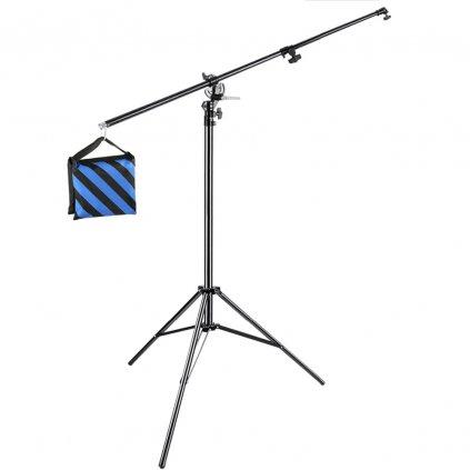 Boom stand / žeriavový statív 345 cm, do 5 kg