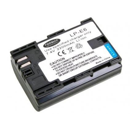 Batéria LP-E6 pre fotoaparáty Canon